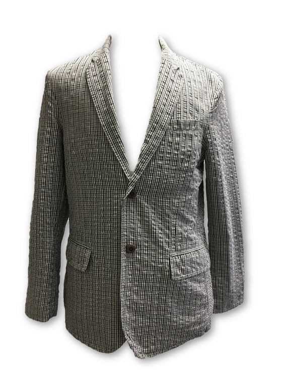 Tailor Vintage jacket in brown- khakisurfer.com Latest menswear designer brands added include Eton, Etro, Agave Denim, Pal Zileri, Circle of Gentlemen, Ralph Lauren, Scotch and Soda, Hugo Boss, Armani Jeans, Armani Collezioni.