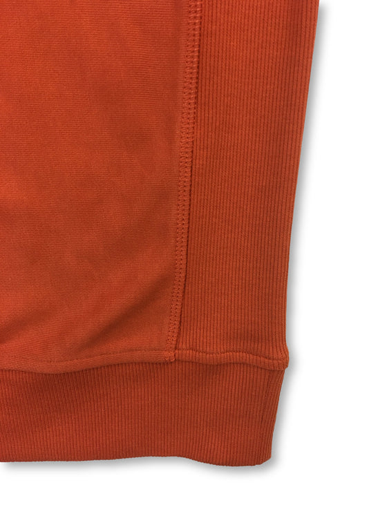 Belstaff Carrick sweatshirt in orange- khakisurfer.com Latest menswear designer brands added include Eton, Etro, Agave Denim, Pal Zileri, Circle of Gentlemen, Ralph Lauren, Scotch and Soda, Hugo Boss, Armani Jeans, Armani Collezioni.