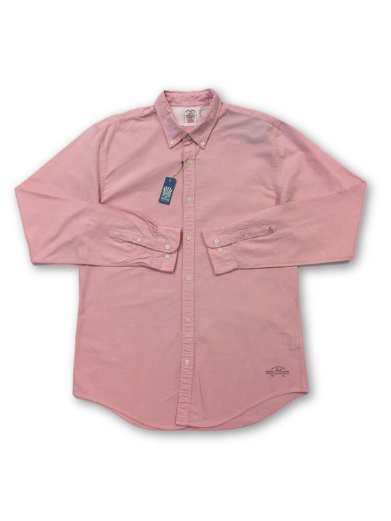 Scotch & Soda shirt in pink- khakisurfer.com Latest menswear designer brands added include Eton, Etro, Agave Denim, Pal Zileri, Circle of Gentlemen, Ralph Lauren, Scotch and Soda, Hugo Boss, Armani Jeans, Armani Collezioni.