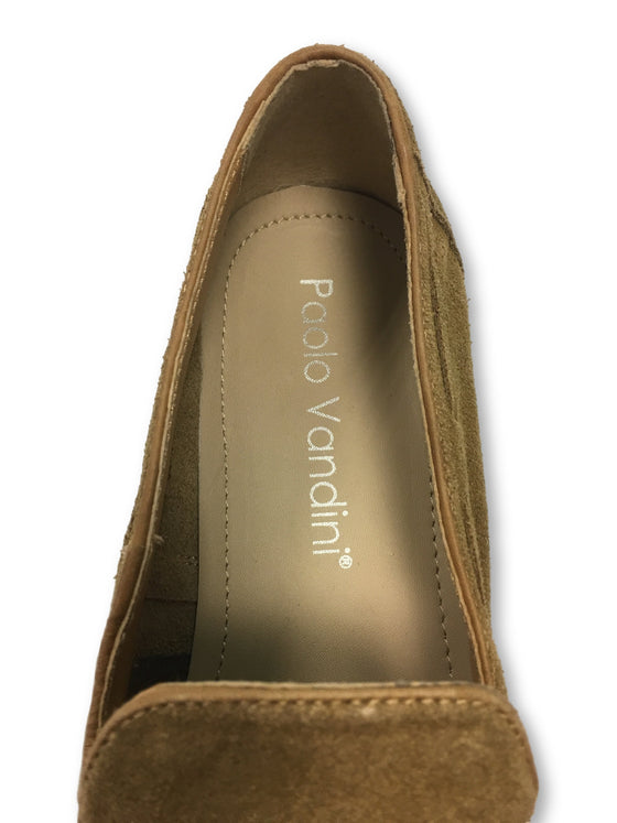 Paolo Vandini KP-Tanner suede tassel loafers in tan- khakisurfer.com Latest menswear designer brands added include Eton, Etro, Agave Denim, Pal Zileri, Circle of Gentlemen, Ralph Lauren, Scotch and Soda, Hugo Boss, Armani Jeans, Armani Collezioni.