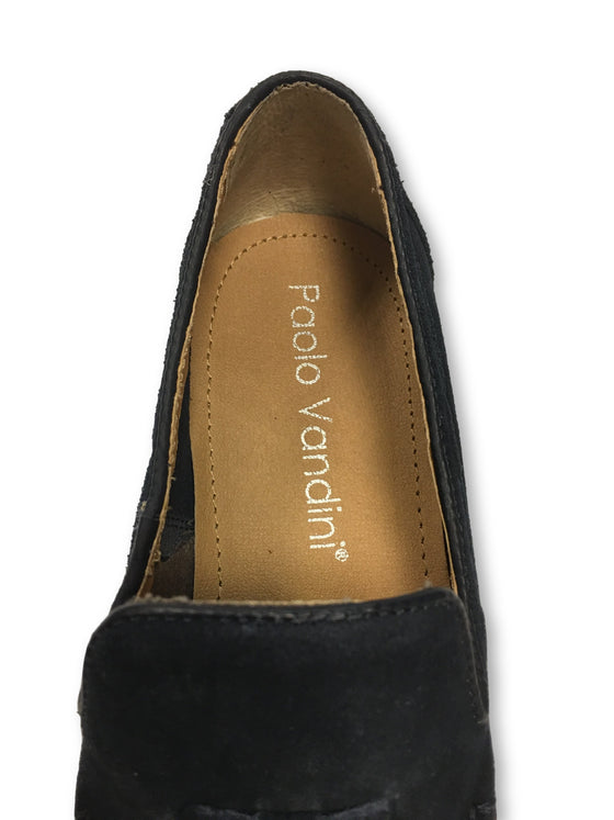 Paolo Vandini KP-Tanner suede tassel loafers in navy- khakisurfer.com Latest menswear designer brands added include Eton, Etro, Agave Denim, Pal Zileri, Circle of Gentlemen, Ralph Lauren, Scotch and Soda, Hugo Boss, Armani Jeans, Armani Collezioni.