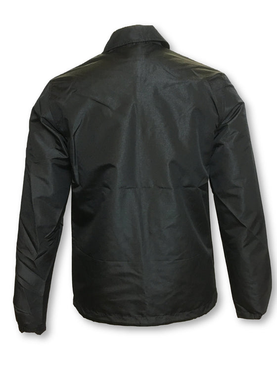 Edwin coach jacket in black- khakisurfer.com Latest menswear designer brands added include Eton, Etro, Agave Denim, Pal Zileri, Circle of Gentlemen, Ralph Lauren, Scotch and Soda, Hugo Boss, Armani Jeans, Armani Collezioni.