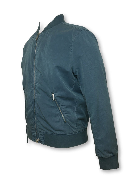 Hardy Amies bomber jacket in cirrus blue- khakisurfer.com Latest menswear designer brands added include Eton, Etro, Agave Denim, Pal Zileri, Circle of Gentlemen, Ralph Lauren, Scotch and Soda, Hugo Boss, Armani Jeans, Armani Collezioni.