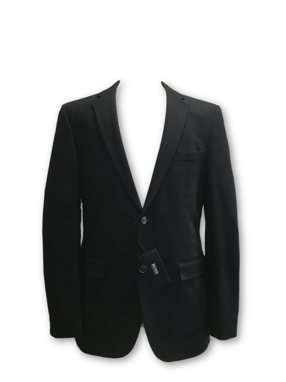 Hugo Boss Bay jacket in black- khakisurfer.com Latest menswear designer brands added include Eton, Etro, Agave Denim, Pal Zileri, Circle of Gentlemen, Ralph Lauren, Scotch and Soda, Hugo Boss, Armani Jeans, Armani Collezioni.