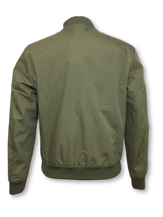 Edwin Baller bomber jacket in olive green- khakisurfer.com Latest menswear designer brands added include Eton, Etro, Agave Denim, Pal Zileri, Circle of Gentlemen, Ralph Lauren, Scotch and Soda, Hugo Boss, Armani Jeans, Armani Collezioni.