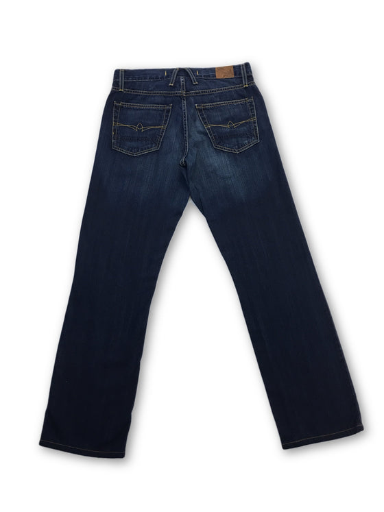Agave Denim Gringo Classic Straight jeans in dark blue- khakisurfer.com Latest menswear designer brands added include Eton, Etro, Agave Denim, Pal Zileri, Circle of Gentlemen, Ralph Lauren, Scotch and Soda, Hugo Boss, Armani Jeans, Armani Collezioni.