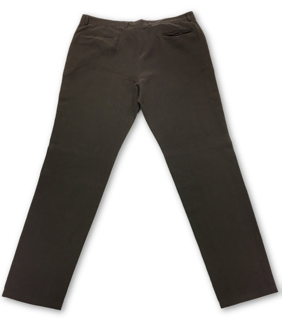 Armani Collezioni chinos in brown- khakisurfer.com Latest menswear designer brands added include Eton, Etro, Agave Denim, Pal Zileri, Circle of Gentlemen, Ralph Lauren, Scotch and Soda, Hugo Boss, Armani Jeans, Armani Collezioni.