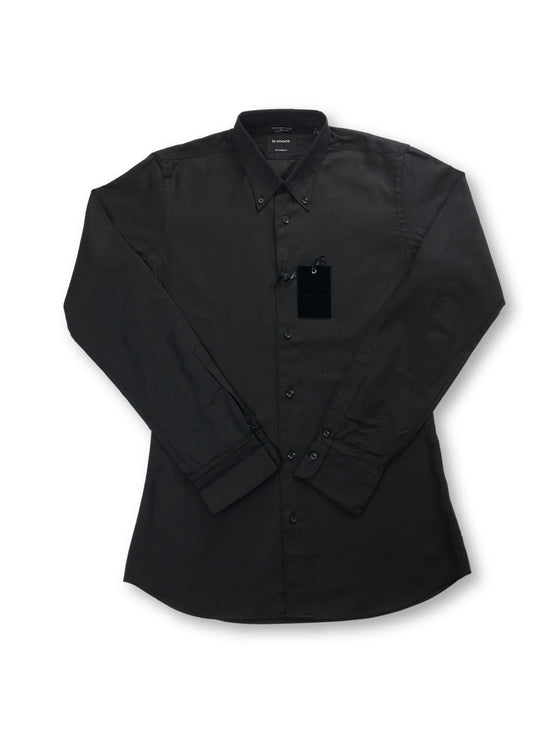 B>More shaped slim fit shirt in black/brown- khakisurfer.com Latest menswear designer brands added include Eton, Etro, Agave Denim, Pal Zileri, Circle of Gentlemen, Ralph Lauren, Scotch and Soda, Hugo Boss, Armani Jeans, Armani Collezioni.