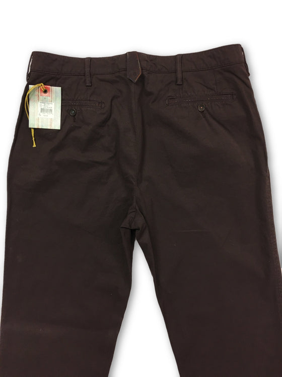 Robert Graham 'Khaki Bob' chinos in maroon cotton- khakisurfer.com Latest menswear designer brands added include Eton, Etro, Agave Denim, Pal Zileri, Circle of Gentlemen, Ralph Lauren, Scotch and Soda, Hugo Boss, Armani Jeans, Armani Collezioni.