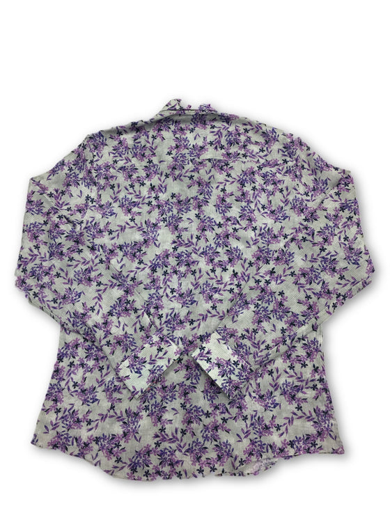 1...like no other floral pattern linen shirt- khakisurfer.com Latest menswear designer brands added include Eton, Etro, Agave Denim, Pal Zileri, Circle of Gentlemen, Ralph Lauren, Scotch and Soda, Hugo Boss, Armani Jeans, Armani Collezioni.