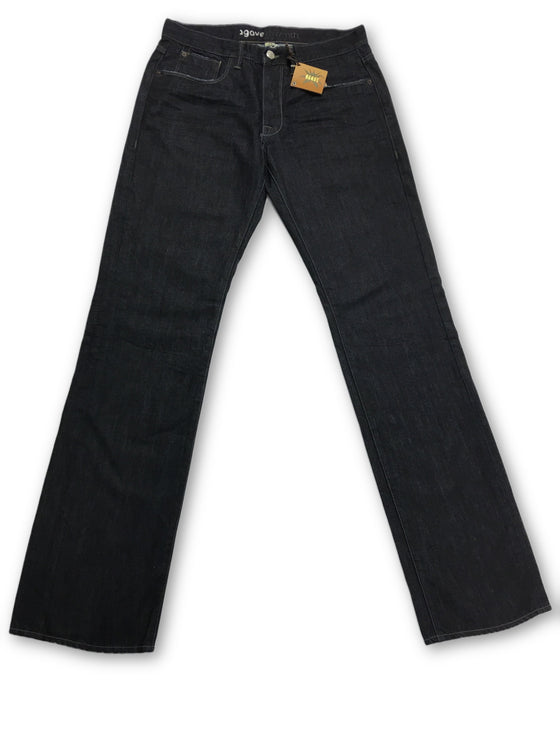Agave Pragmastist denim jeans in dark indigo blue- khakisurfer.com Latest menswear designer brands added include Eton, Etro, Agave Denim, Pal Zileri, Circle of Gentlemen, Ralph Lauren, Scotch and Soda, Hugo Boss, Armani Jeans, Armani Collezioni.