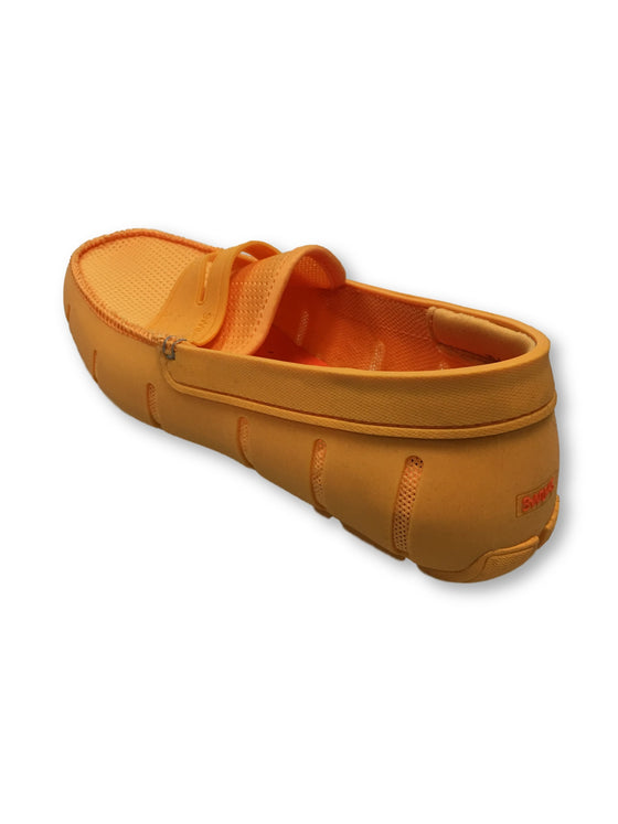 Swims penny loafers in mandarin orange- khakisurfer.com Latest menswear designer brands added include Eton, Etro, Agave Denim, Pal Zileri, Circle of Gentlemen, Ralph Lauren, Scotch and Soda, Hugo Boss, Armani Jeans, Armani Collezioni.