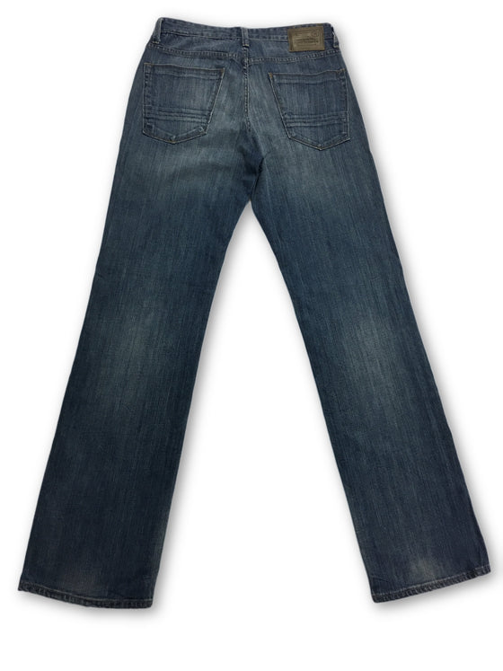Agave Courage denim jeans in mid blue- khakisurfer.com Latest menswear designer brands added include Eton, Etro, Agave Denim, Pal Zileri, Circle of Gentlemen, Ralph Lauren, Scotch and Soda, Hugo Boss, Armani Jeans, Armani Collezioni.