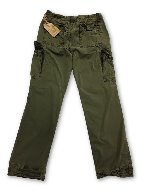 Tailor Vintage Military Grade chinos in Army Green- khakisurfer.com Latest menswear designer brands added include Eton, Etro, Agave Denim, Pal Zileri, Circle of Gentlemen, Ralph Lauren, Scotch and Soda, Hugo Boss, Armani Jeans, Armani Collezioni.