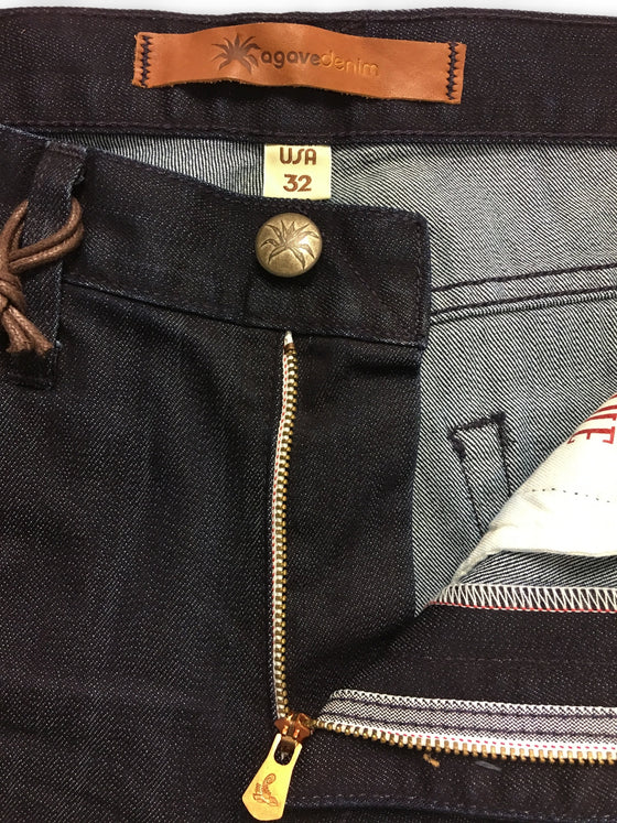 Agave Roadie Boneyard Flex Jeans Dark Blue- khakisurfer.com Latest menswear designer brands added include Eton, Etro, Agave Denim, Pal Zileri, Circle of Gentlemen, Ralph Lauren, Scotch and Soda, Hugo Boss, Armani Jeans, Armani Collezioni.