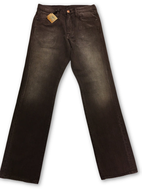 Agave Gringo Reverse Weave Brown Sand Jeans- khakisurfer.com Latest menswear designer brands added include Eton, Etro, Agave Denim, Pal Zileri, Circle of Gentlemen, Ralph Lauren, Scotch and Soda, Hugo Boss, Armani Jeans, Armani Collezioni.