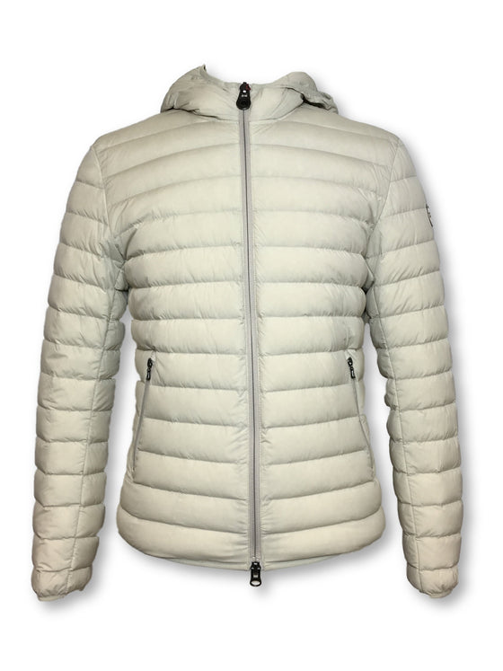 Colmar HipHop duck down quilted puffer jacket in dune beige-khakisurfer.com