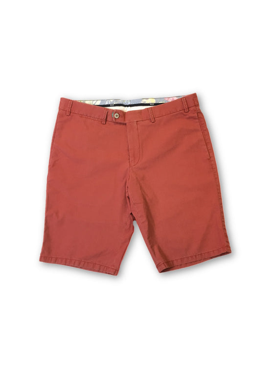 Hiltl 'Tonti Summer Chic' shorts in orange