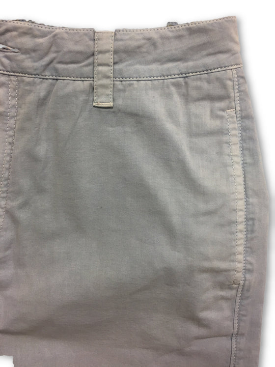 Tailor Vintage Enzyme Wash Shorts in Pale Blue- khakisurfer.com Latest menswear designer brands added include Eton, Etro, Agave Denim, Pal Zileri, Circle of Gentlemen, Ralph Lauren, Scotch and Soda, Hugo Boss, Armani Jeans, Armani Collezioni.