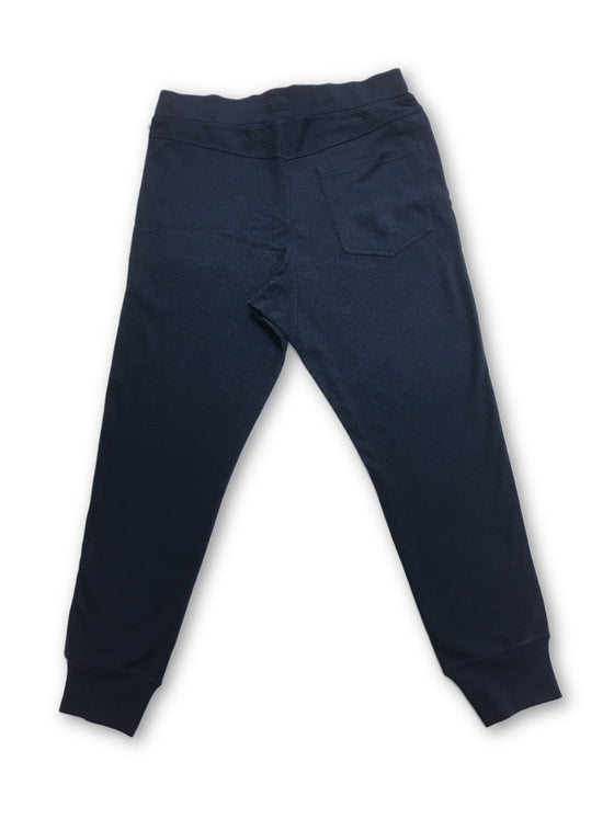 True Religion 'Terry' slim fit joggers in midnight blue