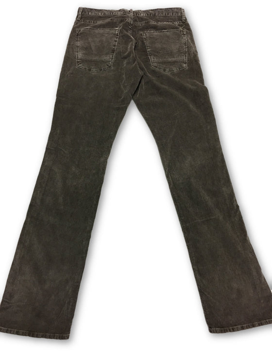 Agave Pragmatist corduroy jeans in washed brown- khakisurfer.com Latest menswear designer brands added include Eton, Etro, Agave Denim, Pal Zileri, Circle of Gentlemen, Ralph Lauren, Scotch and Soda, Hugo Boss, Armani Jeans, Armani Collezioni.