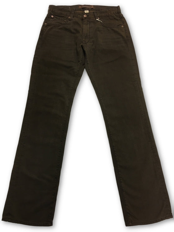 Agave gringo jeans in brown denim- khakisurfer.com Latest menswear designer brands added include Eton, Etro, Agave Denim, Pal Zileri, Circle of Gentlemen, Ralph Lauren, Scotch and Soda, Hugo Boss, Armani Jeans, Armani Collezioni.