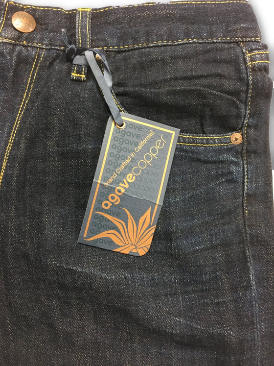 Agave Copper Waterman Westhaven denim jeans in blue- khakisurfer.com Latest menswear designer brands added include Eton, Etro, Agave Denim, Pal Zileri, Circle of Gentlemen, Ralph Lauren, Scotch and Soda, Hugo Boss, Armani Jeans, Armani Collezioni.
