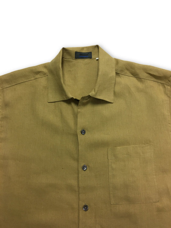 Messori shirt in beige-khakisurfer.com