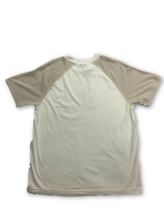 Simultaneous T-Shirt in Ivory- khakisurfer.com Latest menswear designer brands added include Eton, Etro, Agave Denim, Pal Zileri, Circle of Gentlemen, Ralph Lauren, Scotch and Soda, Hugo Boss, Armani Jeans, Armani Collezioni.