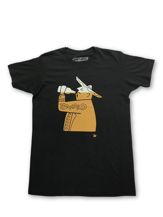 Ames Bros T-Shirt in grey- khakisurfer.com Latest menswear designer brands added include Eton, Etro, Agave Denim, Pal Zileri, Circle of Gentlemen, Ralph Lauren, Scotch and Soda, Hugo Boss, Armani Jeans, Armani Collezioni.