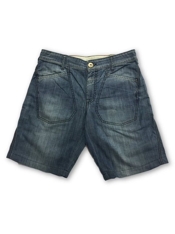 Girbaud jean shorts in blue- khakisurfer.com Latest menswear designer brands added include Eton, Etro, Agave Denim, Pal Zileri, Circle of Gentlemen, Ralph Lauren, Scotch and Soda, Hugo Boss, Armani Jeans, Armani Collezioni.