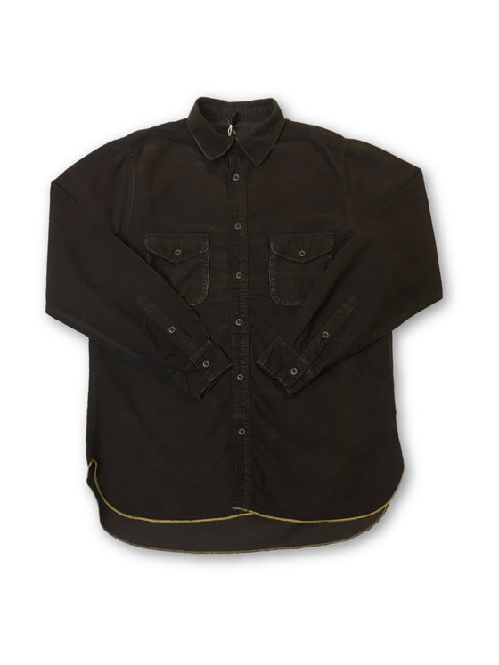 Agave Lux Channin shirt in brown- khakisurfer.com Latest menswear designer brands added include Eton, Etro, Agave Denim, Pal Zileri, Circle of Gentlemen, Ralph Lauren, Scotch and Soda, Hugo Boss, Armani Jeans, Armani Collezioni.