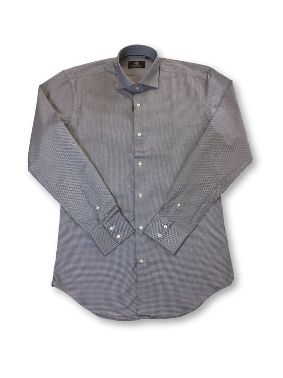 Circle of Gentlemen 'Tucker' shirt in blue and red- khakisurfer.com Latest menswear designer brands added include Eton, Etro, Agave Denim, Pal Zileri, Circle of Gentlemen, Ralph Lauren, Scotch and Soda, Hugo Boss, Armani Jeans, Armani Collezioni.