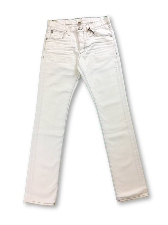 Agave stretch cotton jeans in vintage white- khakisurfer.com Latest menswear designer brands added include Eton, Etro, Agave Denim, Pal Zileri, Circle of Gentlemen, Ralph Lauren, Scotch and Soda, Hugo Boss, Armani Jeans, Armani Collezioni.