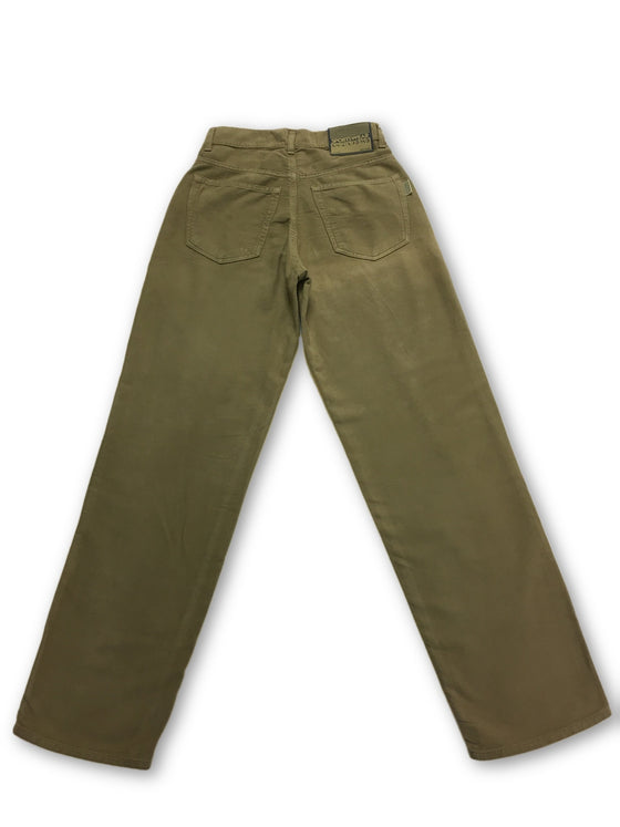 Krizia Uomo Sportswear jeans in beige cotton- khakisurfer.com Latest menswear designer brands added include Eton, Etro, Agave Denim, Pal Zileri, Circle of Gentlemen, Ralph Lauren, Scotch and Soda, Hugo Boss, Armani Jeans, Armani Collezioni.