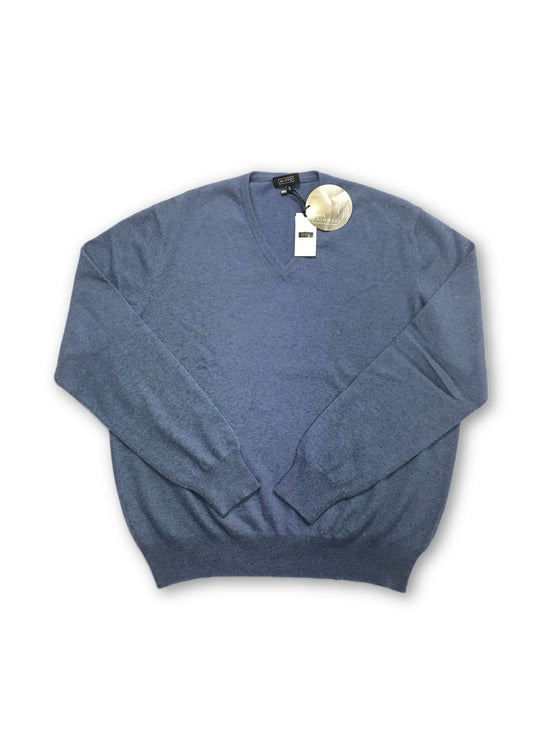 Mirto cashmere knitwear in blue- khakisurfer.com Latest menswear designer brands added include Eton, Etro, Agave Denim, Pal Zileri, Circle of Gentlemen, Ralph Lauren, Scotch and Soda, Hugo Boss, Armani Jeans, Armani Collezioni.