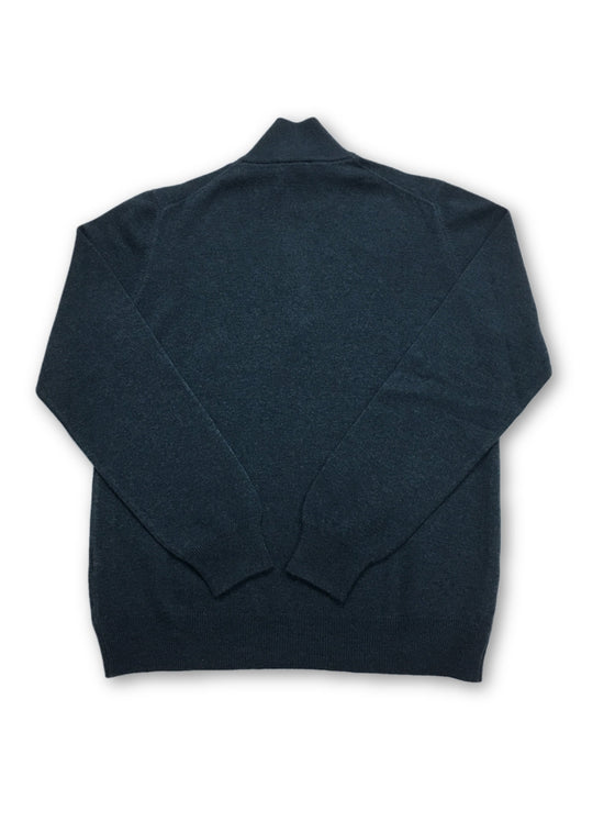 Alexander McQueen cardigan in navy- khakisurfer.com Latest menswear designer brands added include Eton, Etro, Agave Denim, Pal Zileri, Circle of Gentlemen, Ralph Lauren, Scotch and Soda, Hugo Boss, Armani Jeans, Armani Collezioni.
