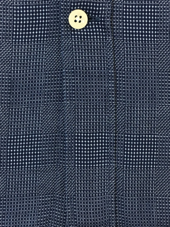 Hackett Kent slim fit woven cotton casual shirt in navy check design- khakisurfer.com Latest menswear designer brands added include Eton, Etro, Agave Denim, Pal Zileri, Circle of Gentlemen, Ralph Lauren, Scotch and Soda, Hugo Boss, Armani Jeans, Armani Collezioni.