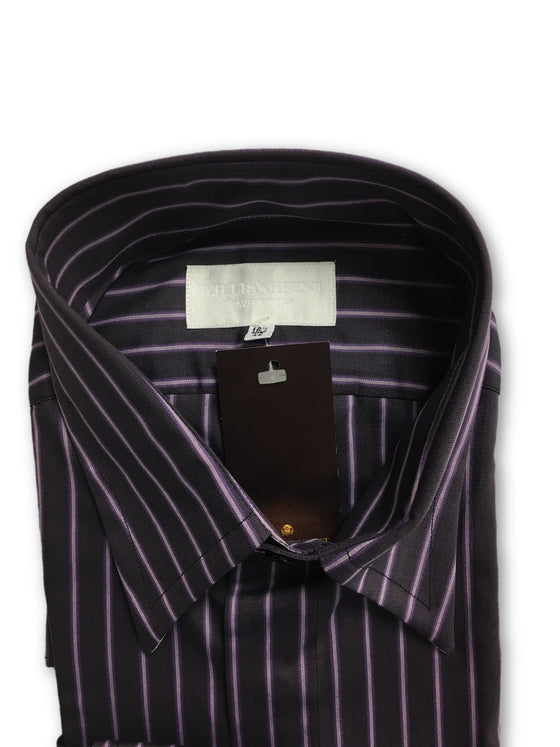 William Hunt shirt and tie in purple- khakisurfer.com Latest menswear designer brands added include Eton, Etro, Agave Denim, Pal Zileri, Circle of Gentlemen, Ralph Lauren, Scotch and Soda, Hugo Boss, Armani Jeans, Armani Collezioni.