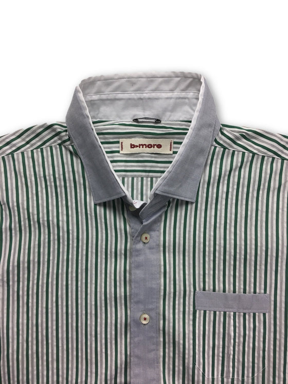 B>More slim shirt in green- khakisurfer.com Latest menswear designer brands added include Eton, Etro, Agave Denim, Pal Zileri, Circle of Gentlemen, Ralph Lauren, Scotch and Soda, Hugo Boss, Armani Jeans, Armani Collezioni.