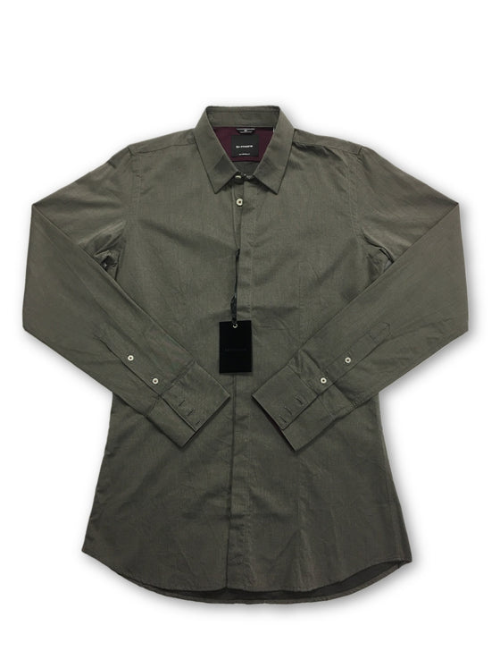 B>More slim shirt in grey- khakisurfer.com Latest menswear designer brands added include Eton, Etro, Agave Denim, Pal Zileri, Circle of Gentlemen, Ralph Lauren, Scotch and Soda, Hugo Boss, Armani Jeans, Armani Collezioni.