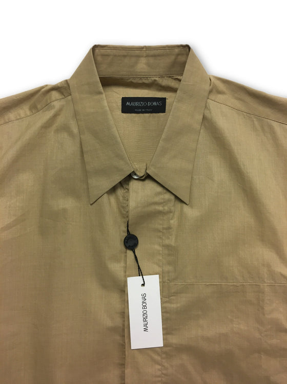 Maurizio Bonas shirt in beige- khakisurfer.com Latest menswear designer brands added include Eton, Etro, Agave Denim, Pal Zileri, Circle of Gentlemen, Ralph Lauren, Scotch and Soda, Hugo Boss, Armani Jeans, Armani Collezioni.