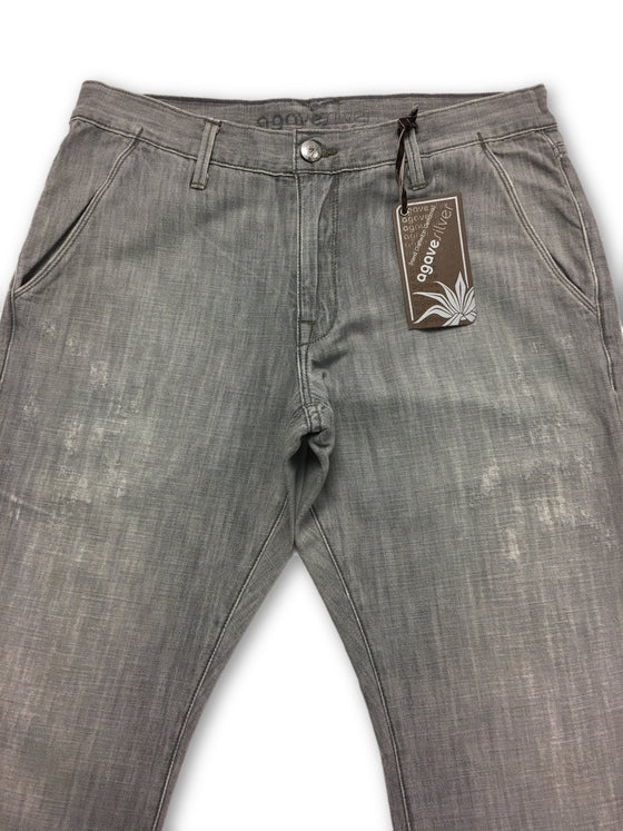 Agave Silver Sunset Cliffs jeans in grey- khakisurfer.com Latest menswear designer brands added include Eton, Etro, Agave Denim, Pal Zileri, Circle of Gentlemen, Ralph Lauren, Scotch and Soda, Hugo Boss, Armani Jeans, Armani Collezioni.
