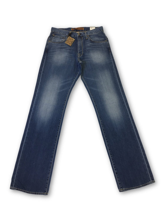 Agave Waterman 'Solimar Supima Light' jeans in blue