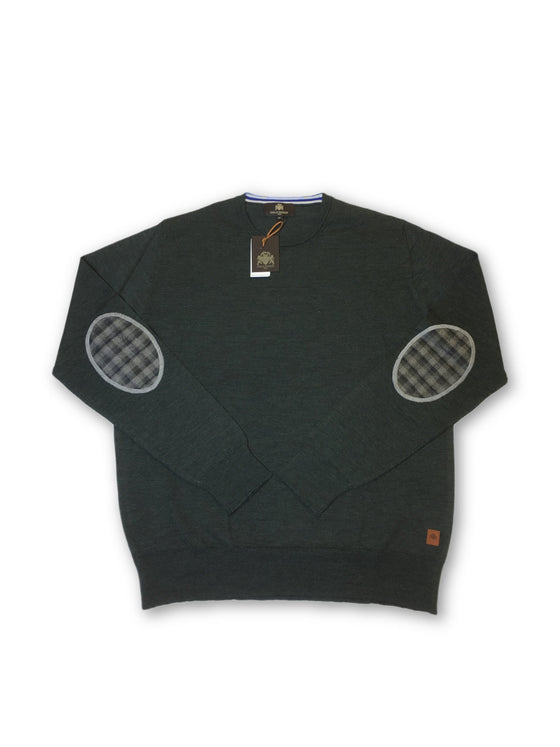Circle of Gentlemen 'Hadwin' knitwear in green