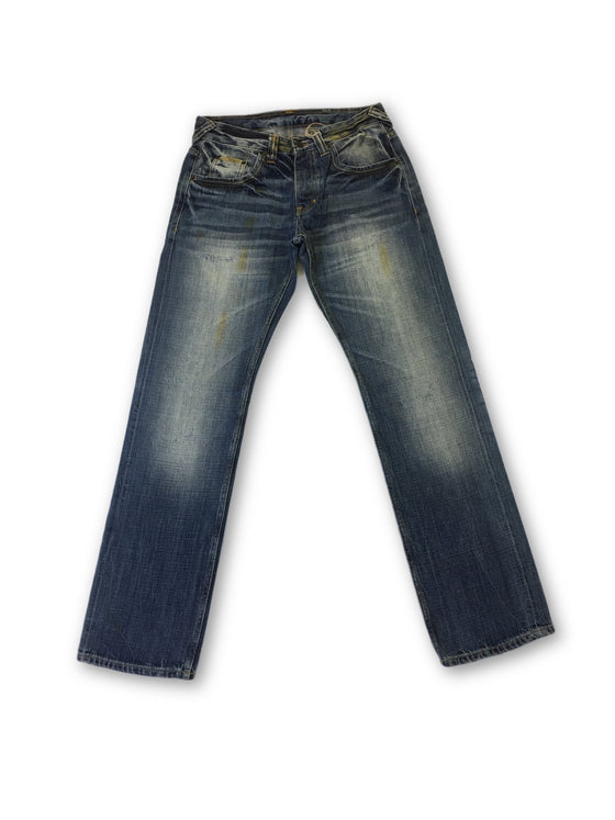 Natural Selection Smith denim Jeans in Blue