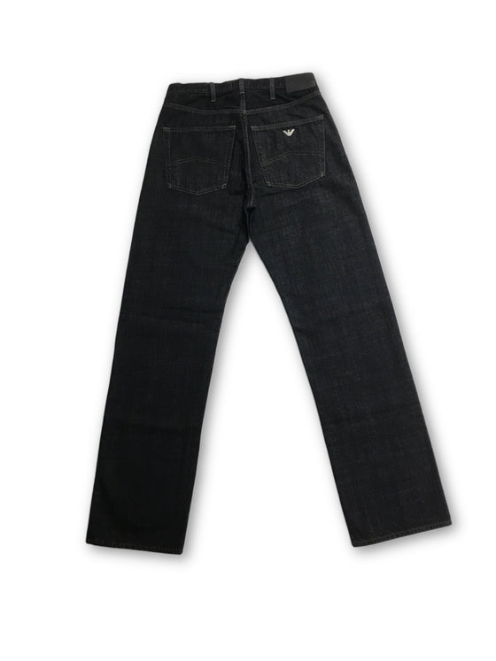 Armani Jeans J07 denim jeans in dark blue