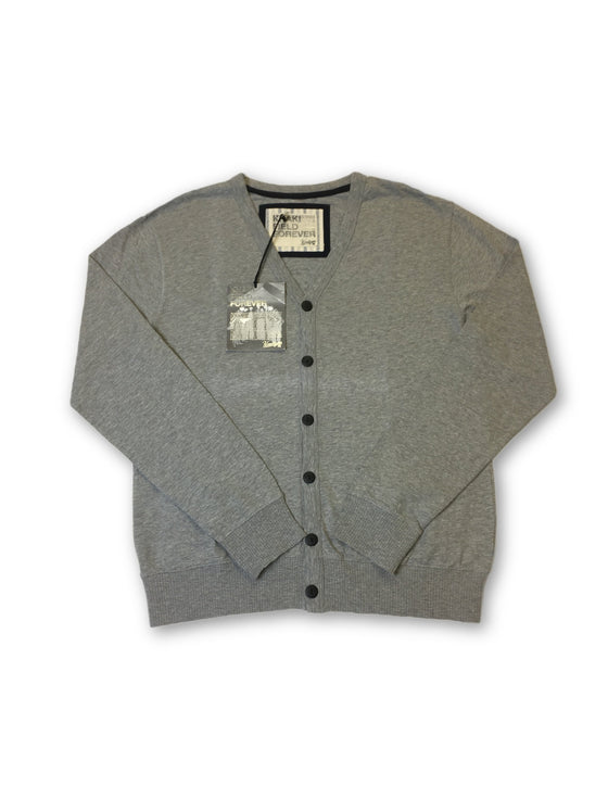 Vintage 55 Knitwear in Grey- khakisurfer.com Latest menswear designer brands added include Eton, Etro, Agave Denim, Pal Zileri, Circle of Gentlemen, Ralph Lauren, Scotch and Soda, Hugo Boss, Armani Jeans, Armani Collezioni.