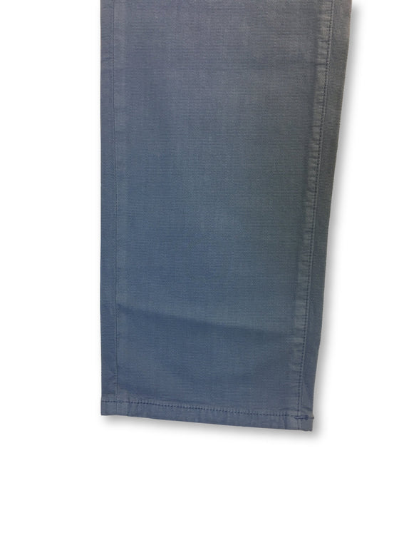 Gant slim fit cotton canvas jeans in mid blue- khakisurfer.com Latest menswear designer brands added include Eton, Etro, Agave Denim, Pal Zileri, Circle of Gentlemen, Ralph Lauren, Scotch and Soda, Hugo Boss, Armani Jeans, Armani Collezioni.