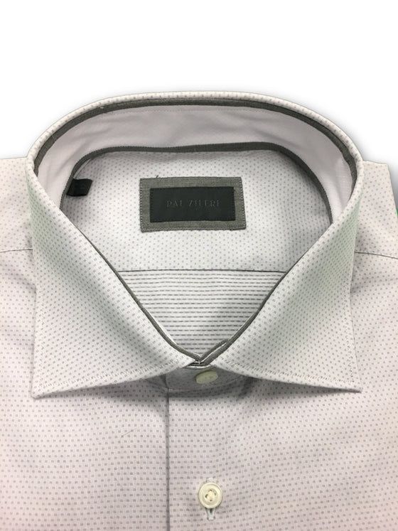 Pal Zileri shirt in pale grey